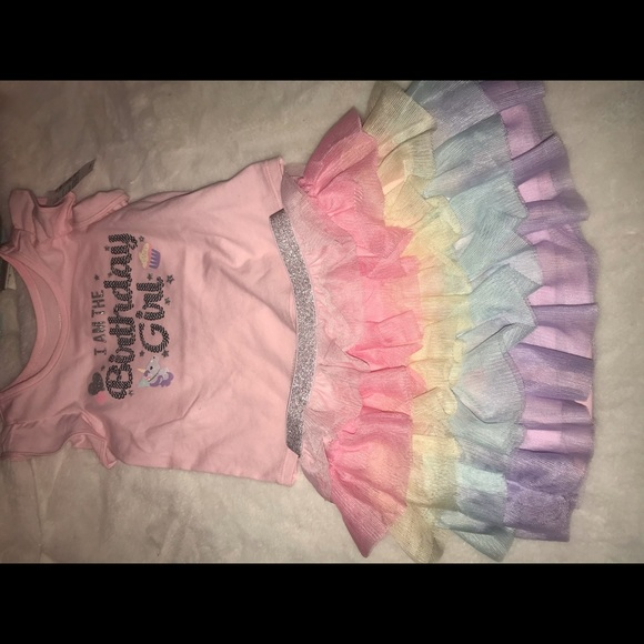 Children's Place Other - Baby girl birthday outfit